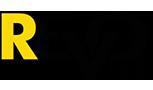 Logo REVO bez tła